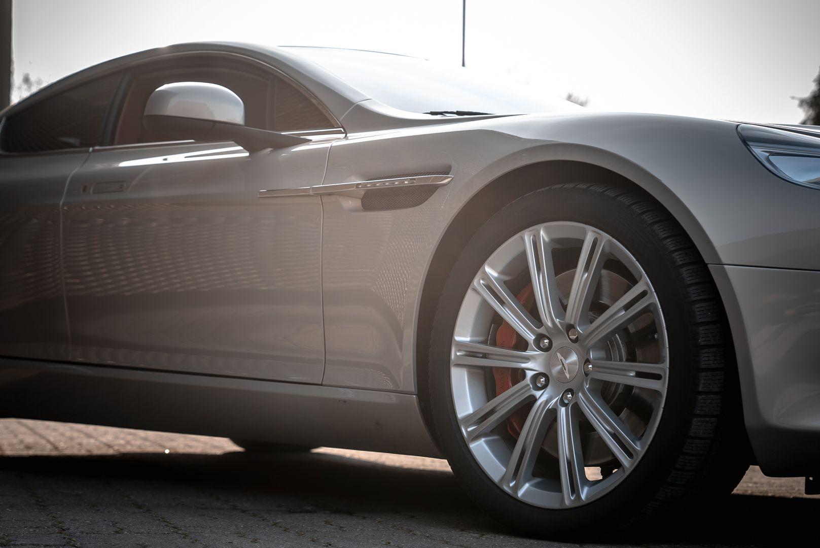 2010 Aston Martin Rapide 6.0 V12 62567