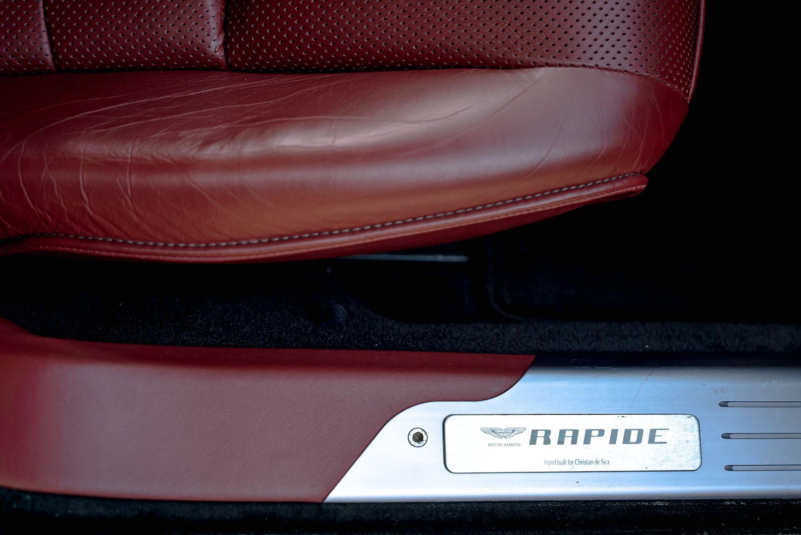 2010 Aston Martin Rapide 6.0 V12 62584