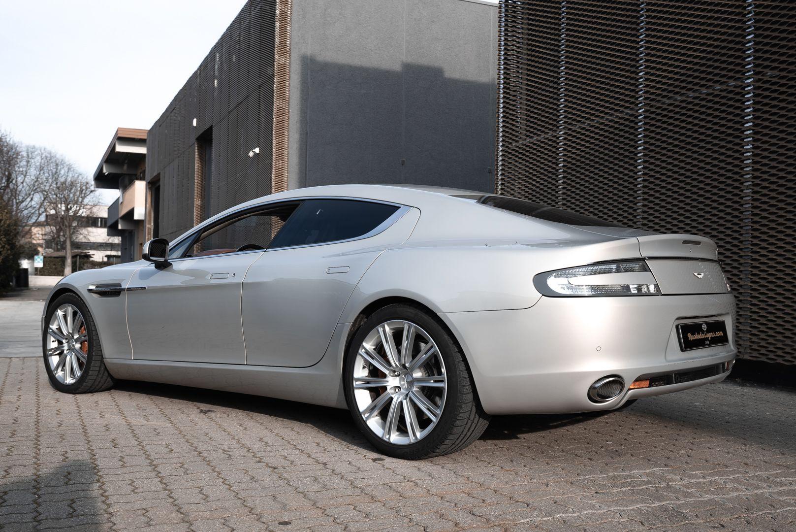 2010 Aston Martin Rapide 6.0 V12 62558