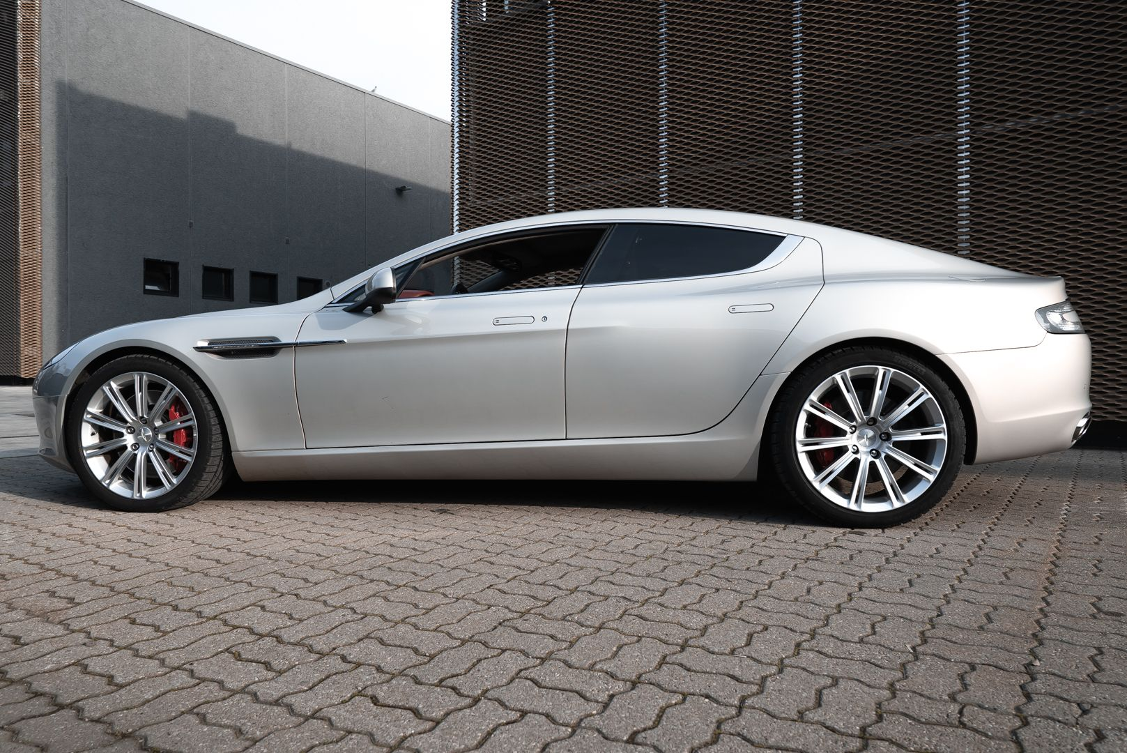 2010 Aston Martin Rapide 6.0 V12 62559