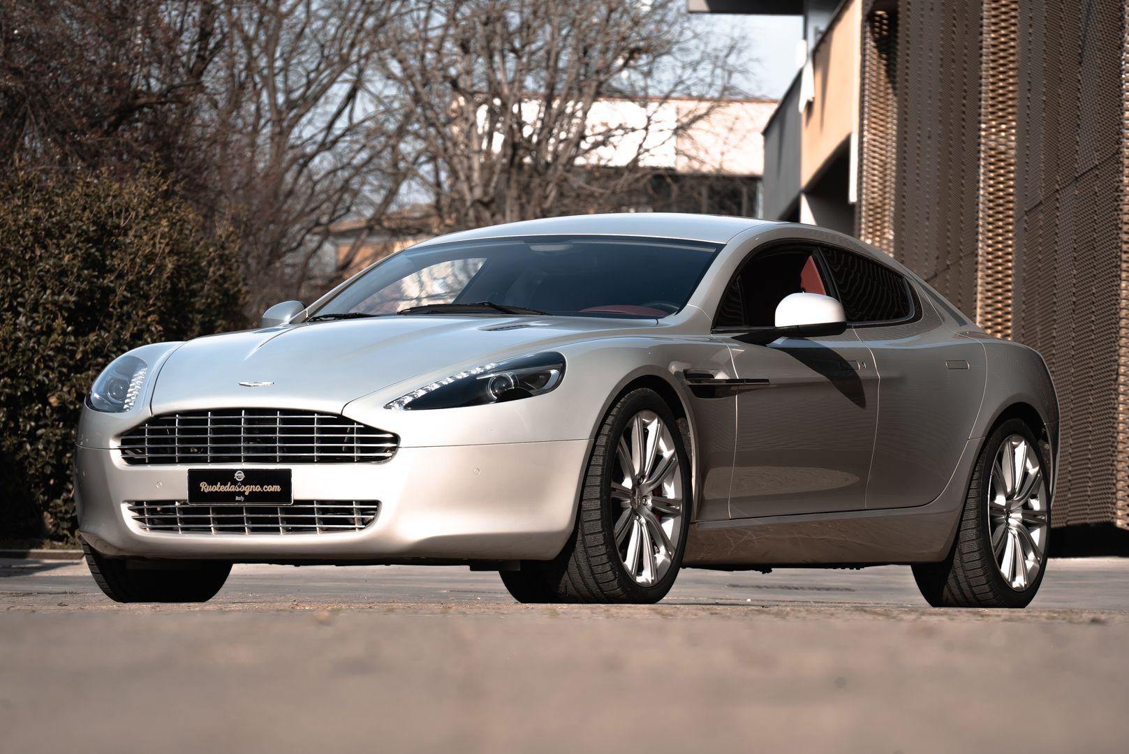2010 Aston Martin Rapide 6.0 V12 62610