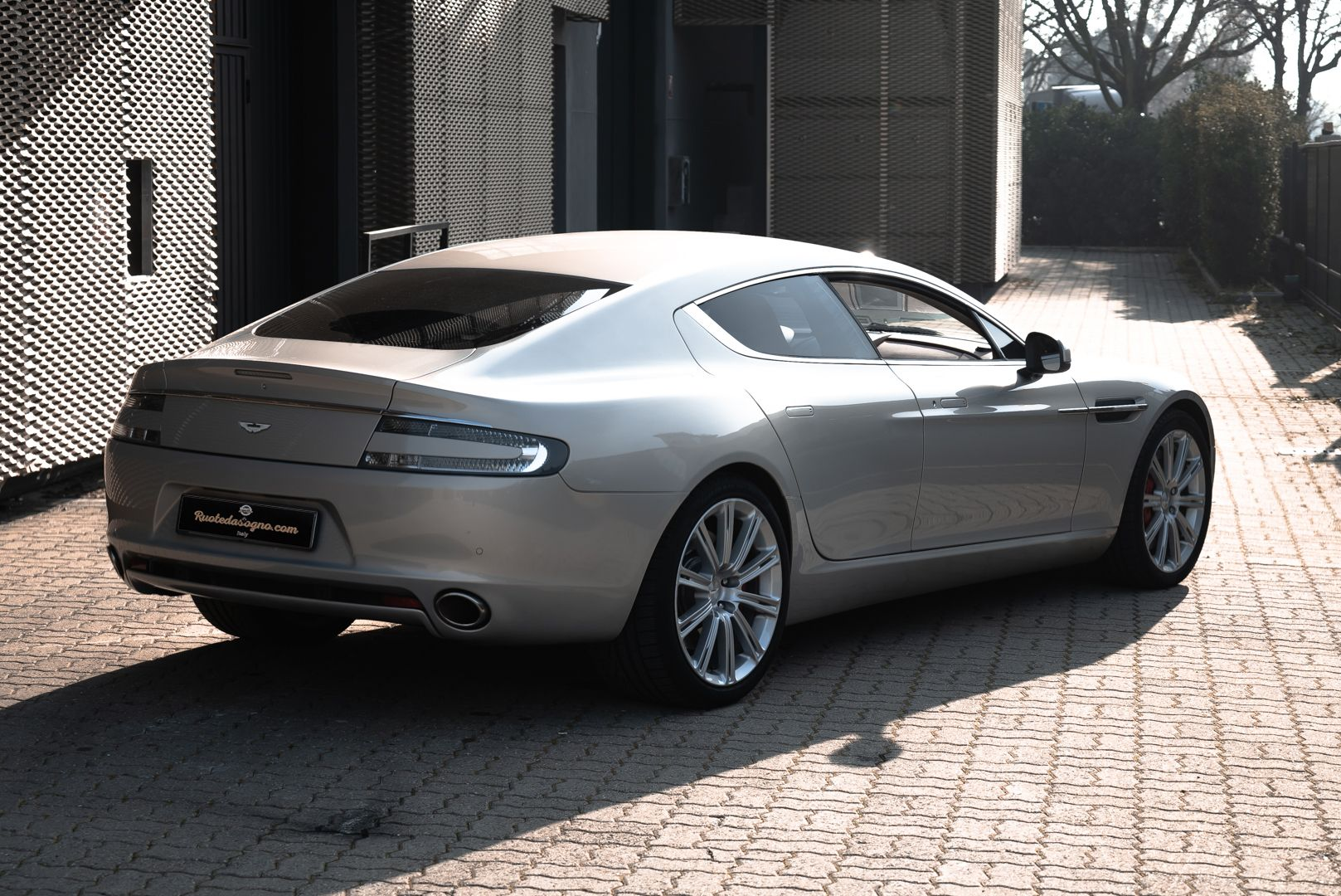 2010 Aston Martin Rapide 6.0 V12 62612