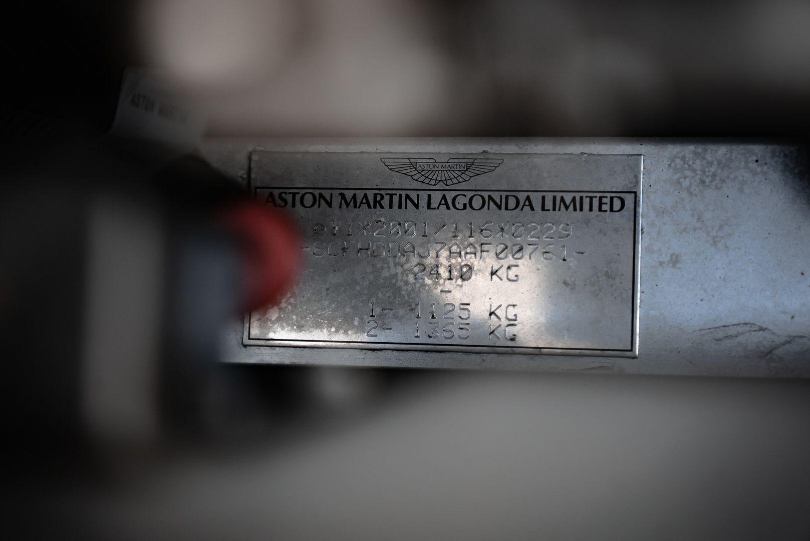 2010 Aston Martin Rapide 6.0 V12 62630