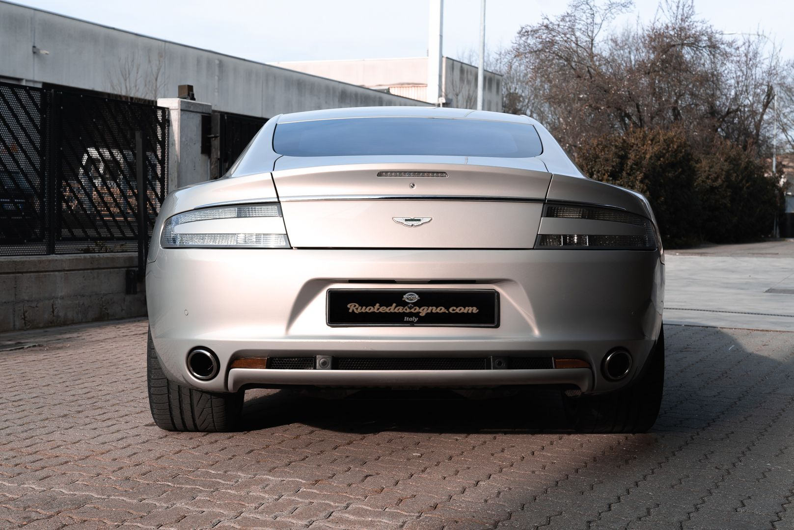 2010 Aston Martin Rapide 6.0 V12 62556