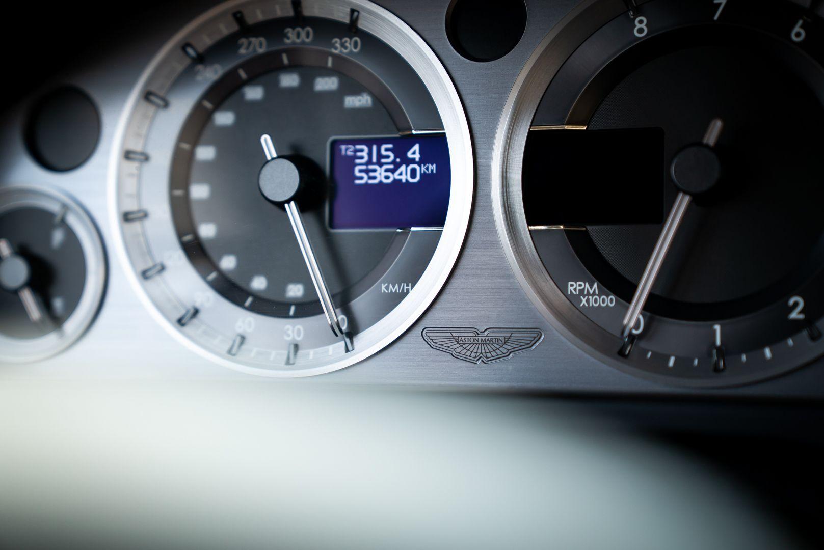 2008 Aston Martin 4.3 V8 Vantage Roadster N400 82815