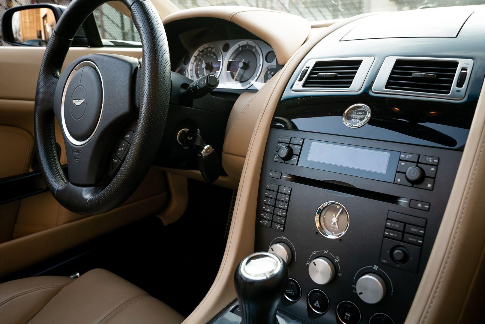 2008 Aston Martin 4.3 V8 Vantage Roadster N400 82823