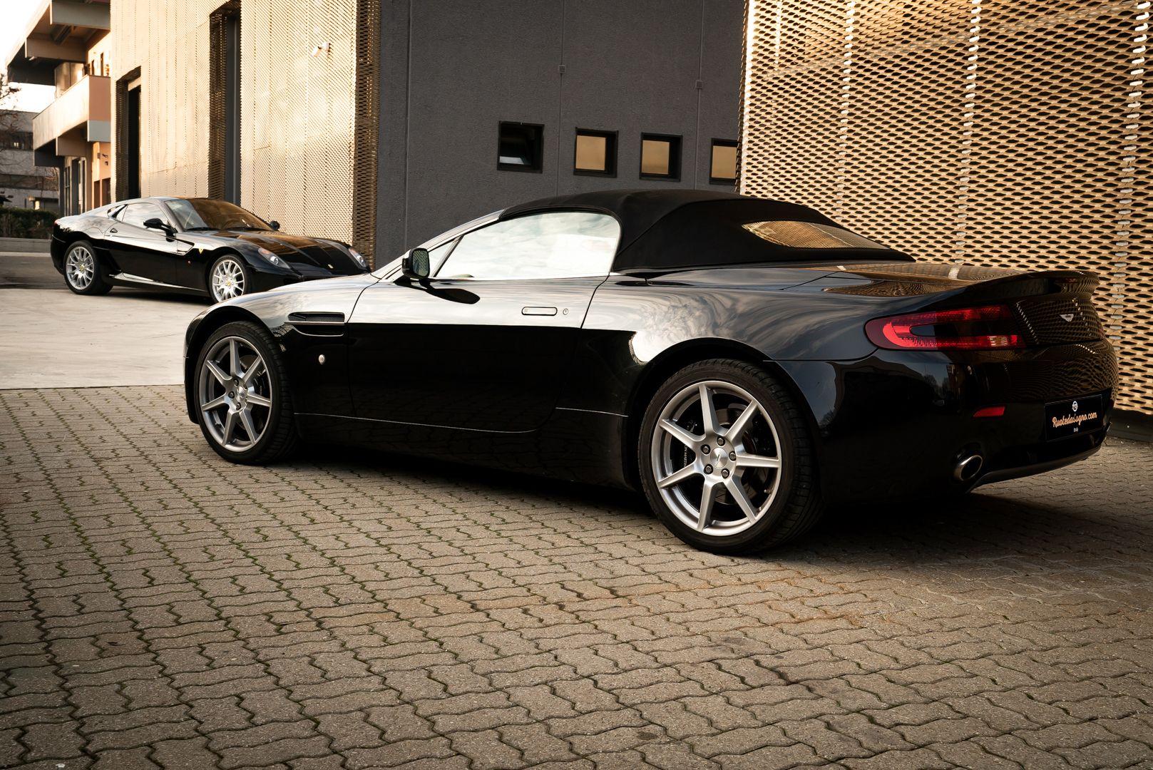 2008 Aston Martin 4.3 V8 Vantage Roadster N400 82809