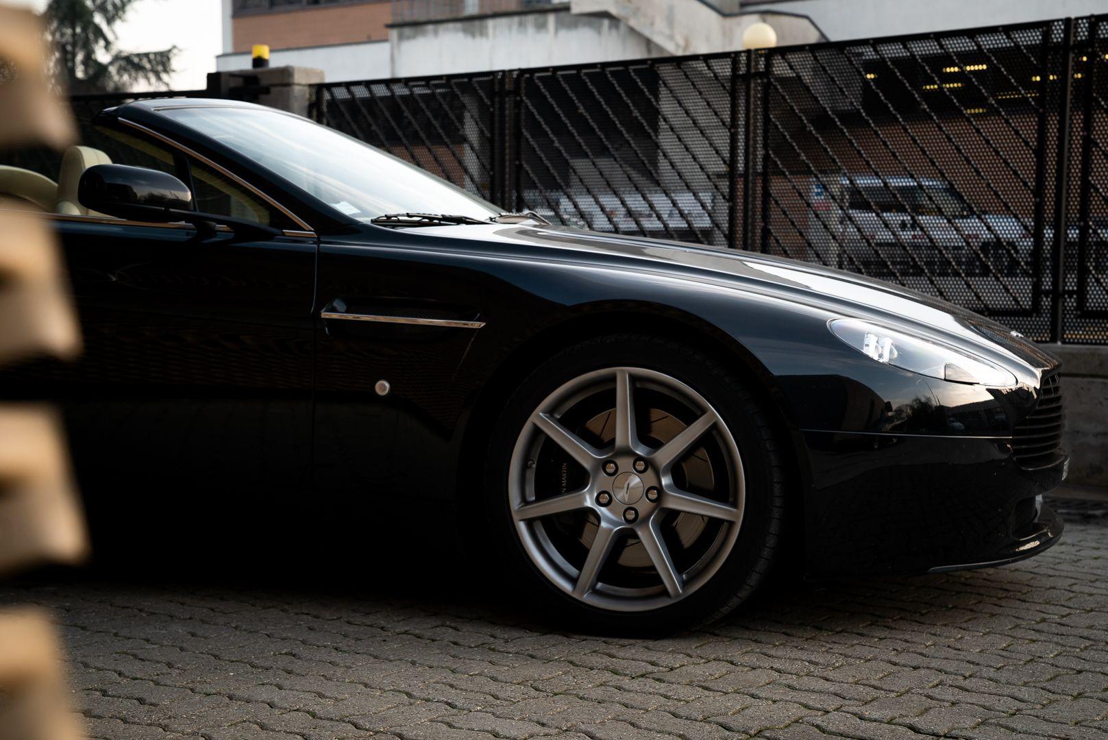 2008 Aston Martin 4.3 V8 Vantage Roadster N400 82800