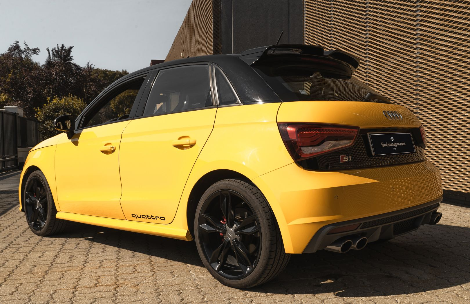 2014 Audi S1 Sportback 2.0 TFSI Quattro 83612