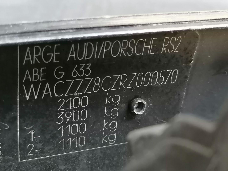 1994 AUDI RS2 Avant 71336