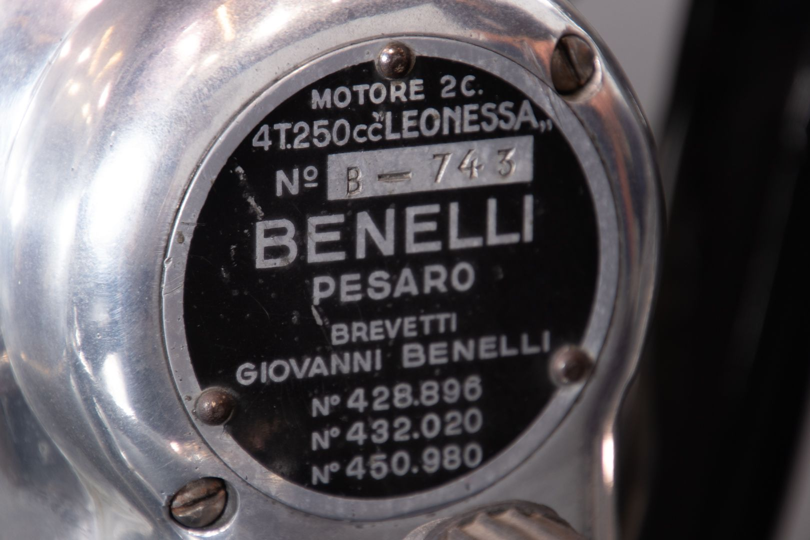 1955 Benelli 250 Leonessa 74314