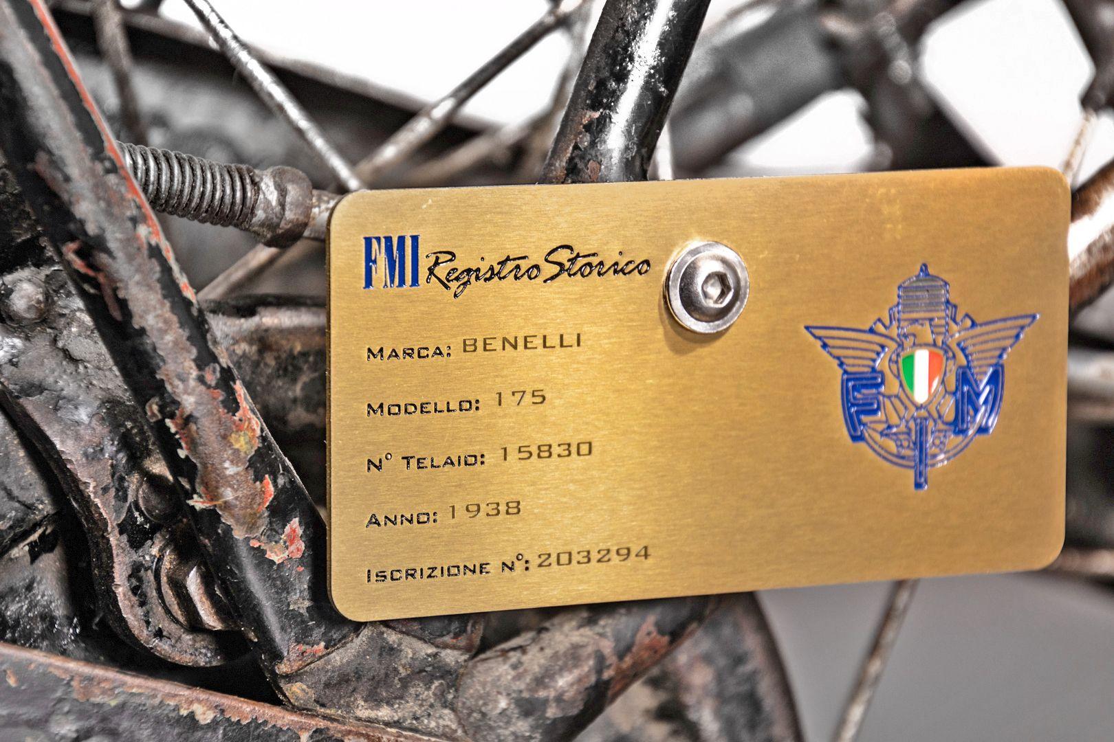 1938 Benelli 175 74499