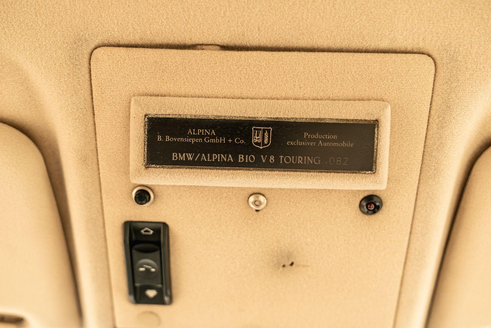 1998 BMW Alpina B10 Touring V8 82/204 78188