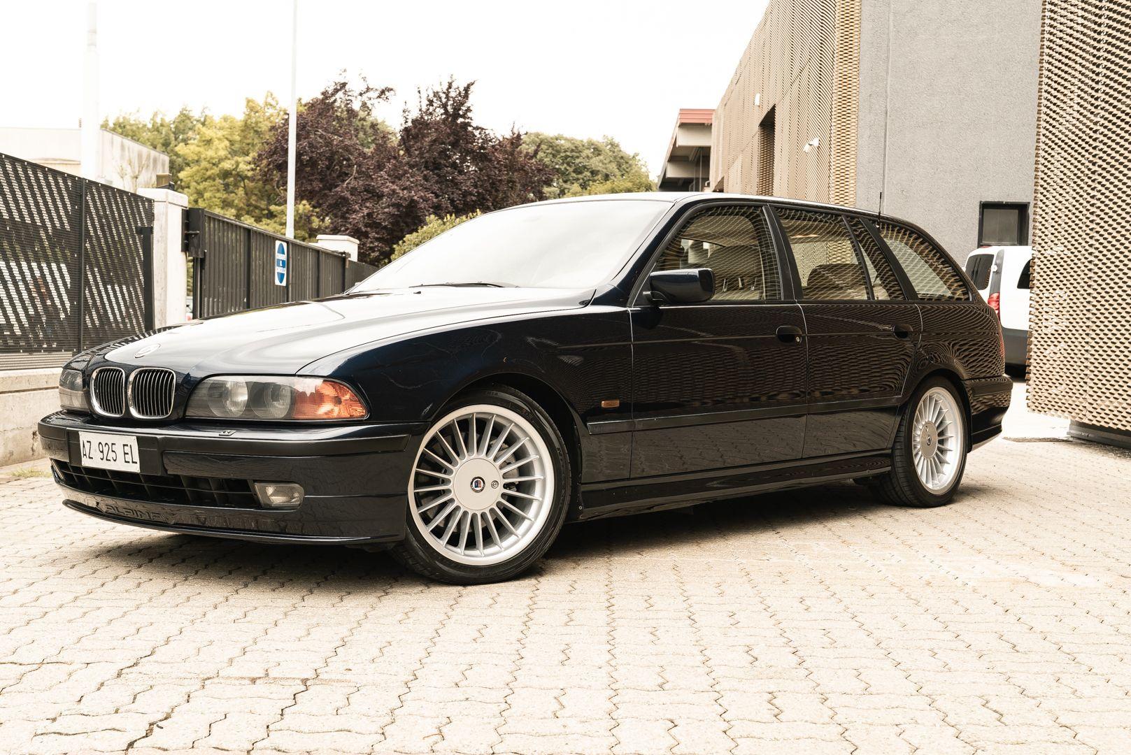 1998 BMW Alpina B10 Touring V8 82/204 78163