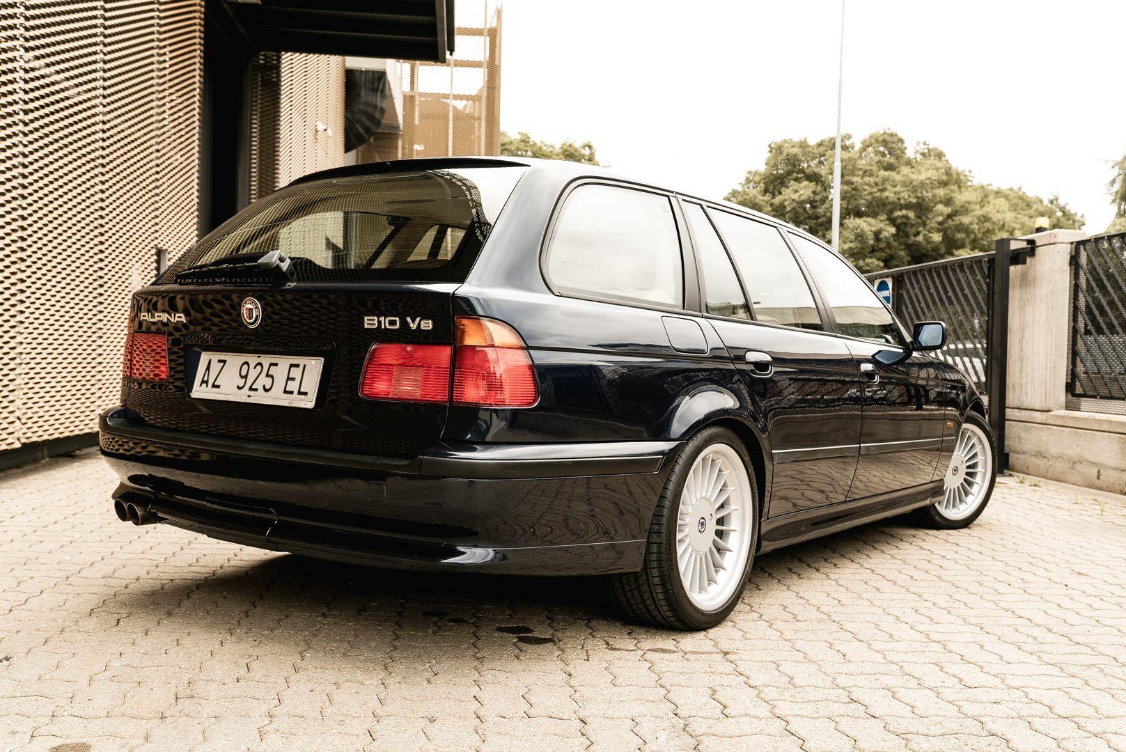 1998 BMW Alpina B10 Touring V8 82/204 78167