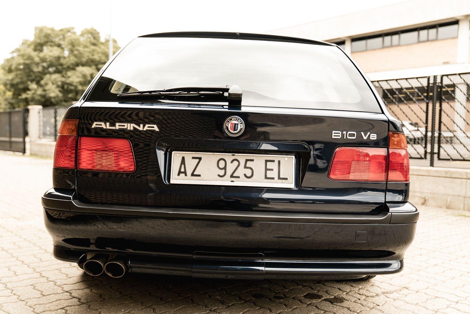 1998 BMW Alpina B10 Touring V8 82/204 78169