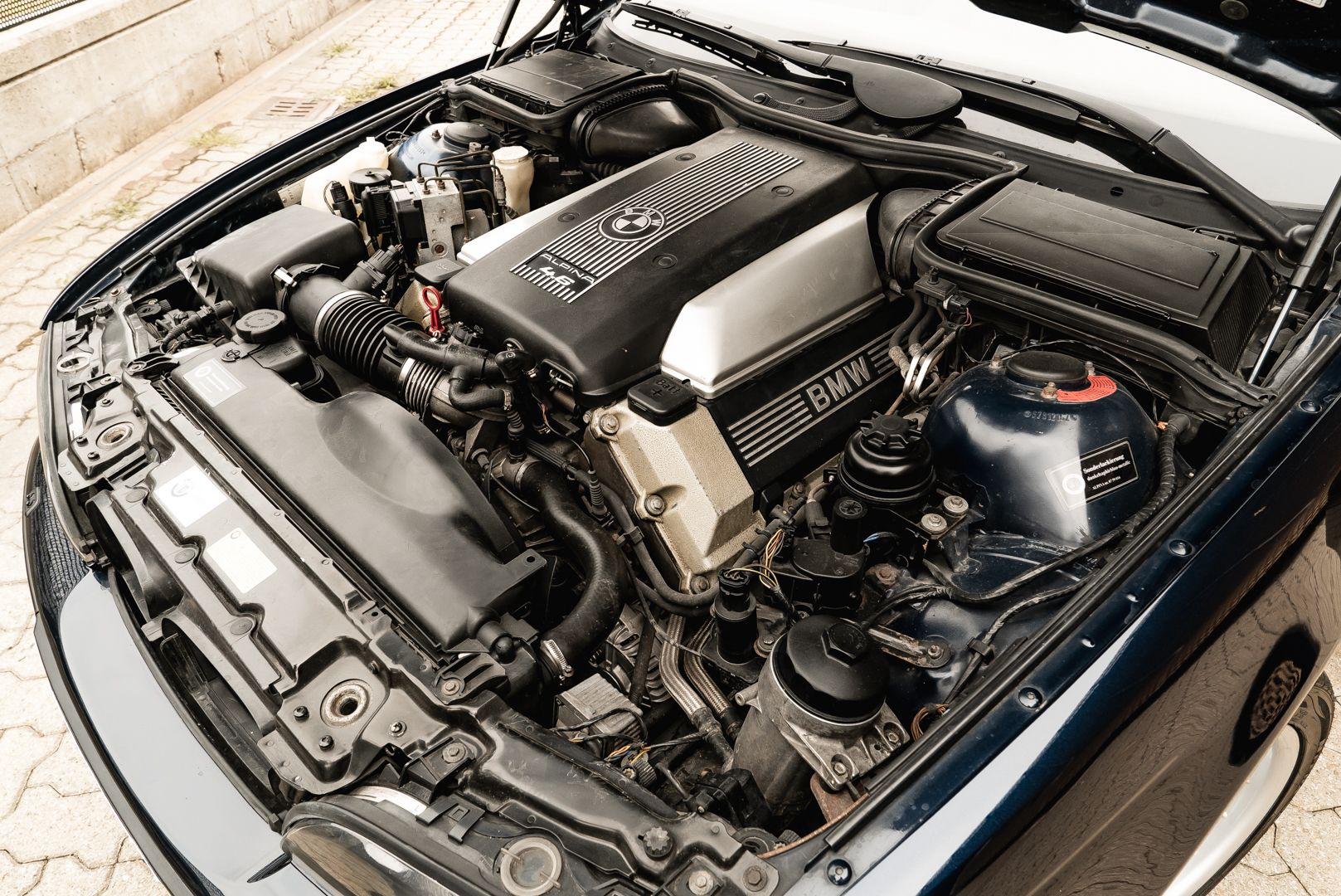 1998 BMW Alpina B10 Touring V8 82/204 78206