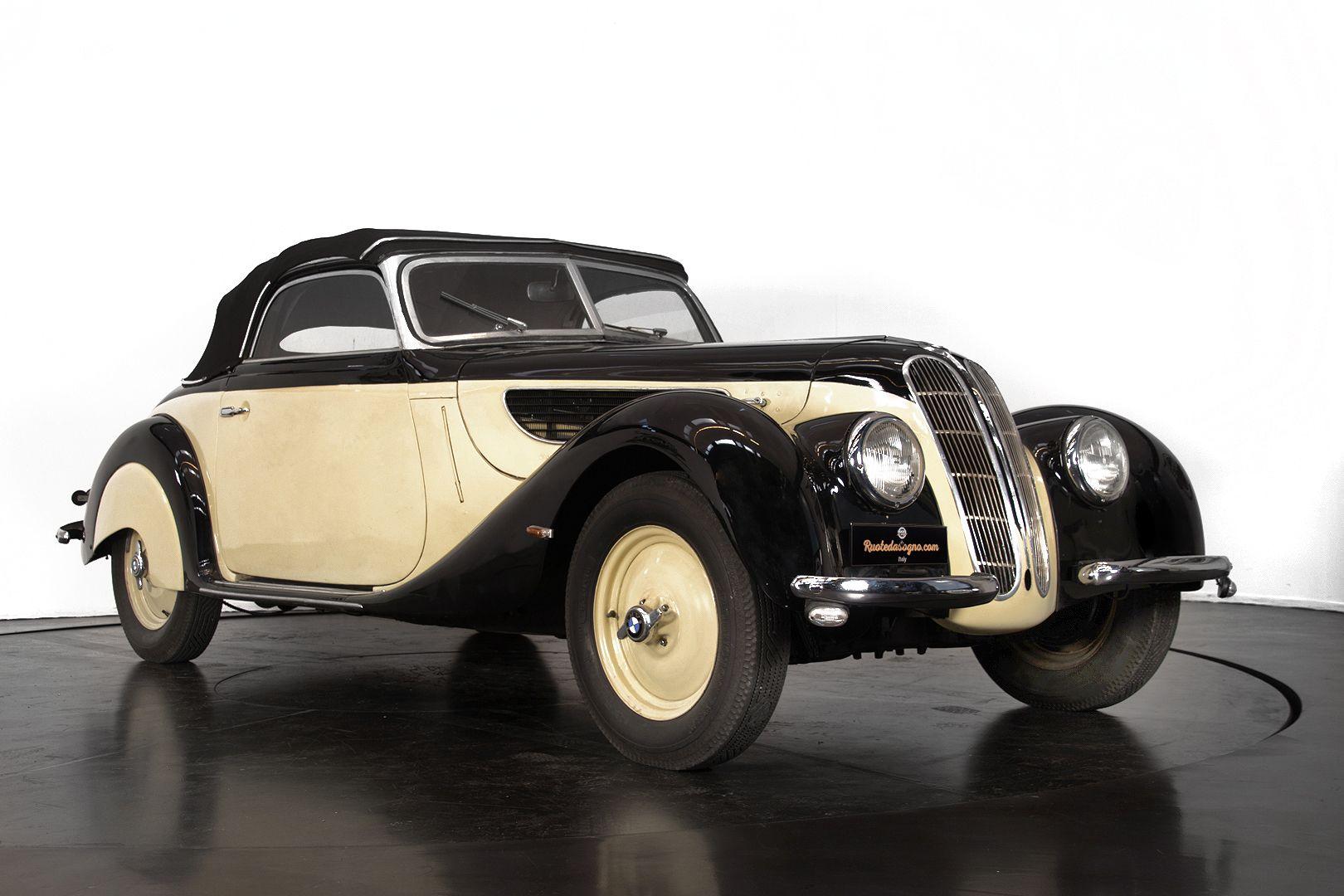 1938 BMW 327/28 22076