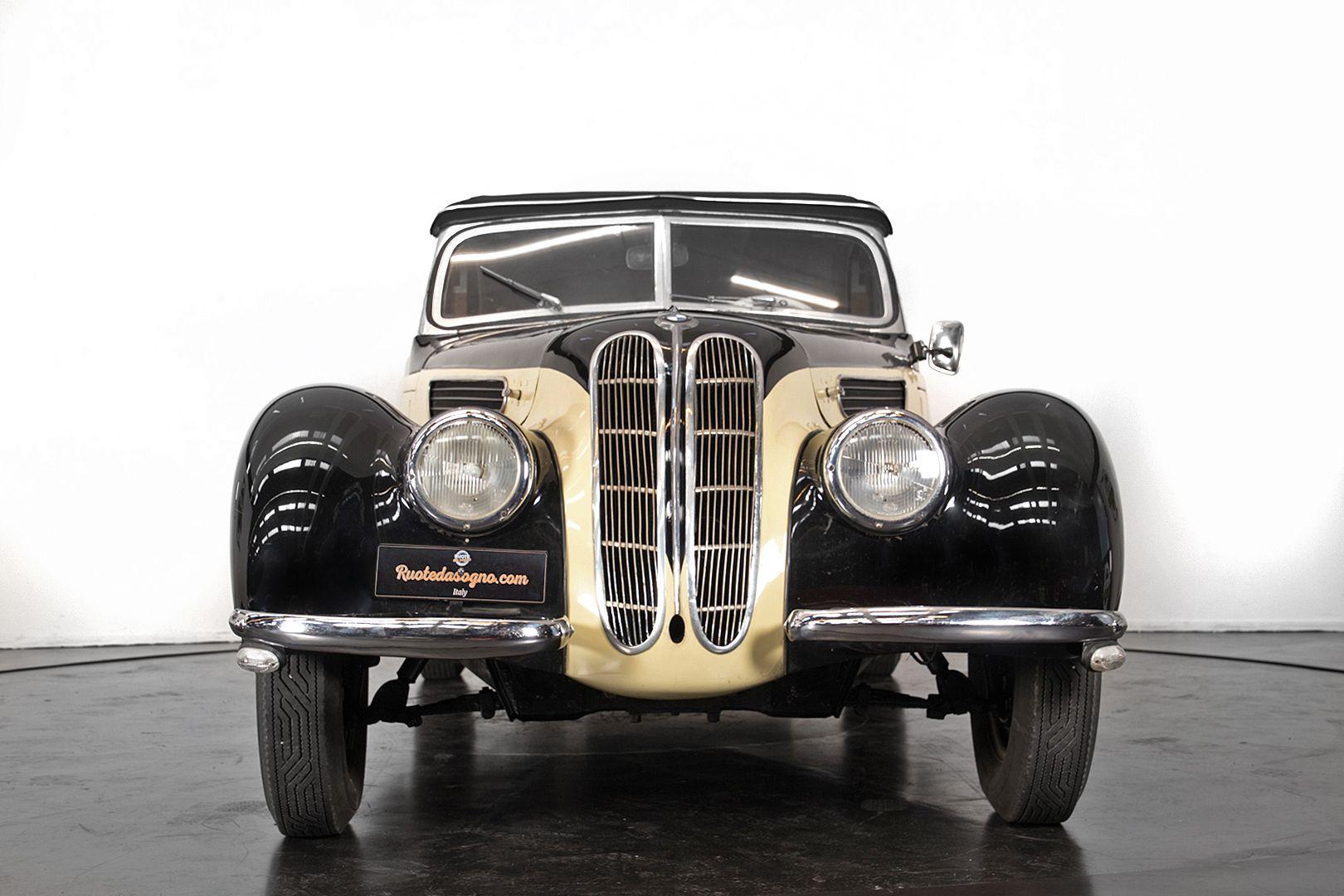1938 BMW 327/28 22080