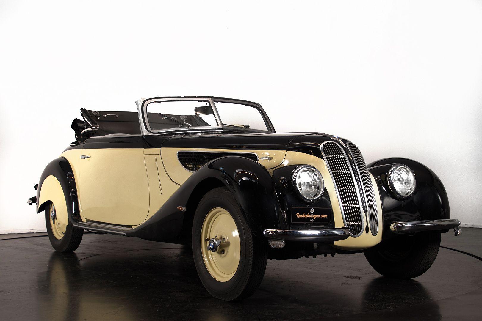 1938 BMW 327/28 22112