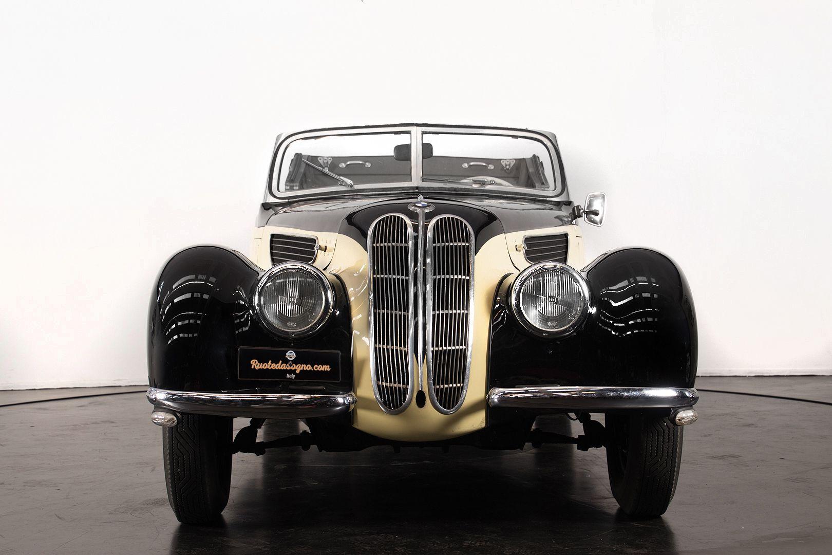 1938 BMW 327/28 22114