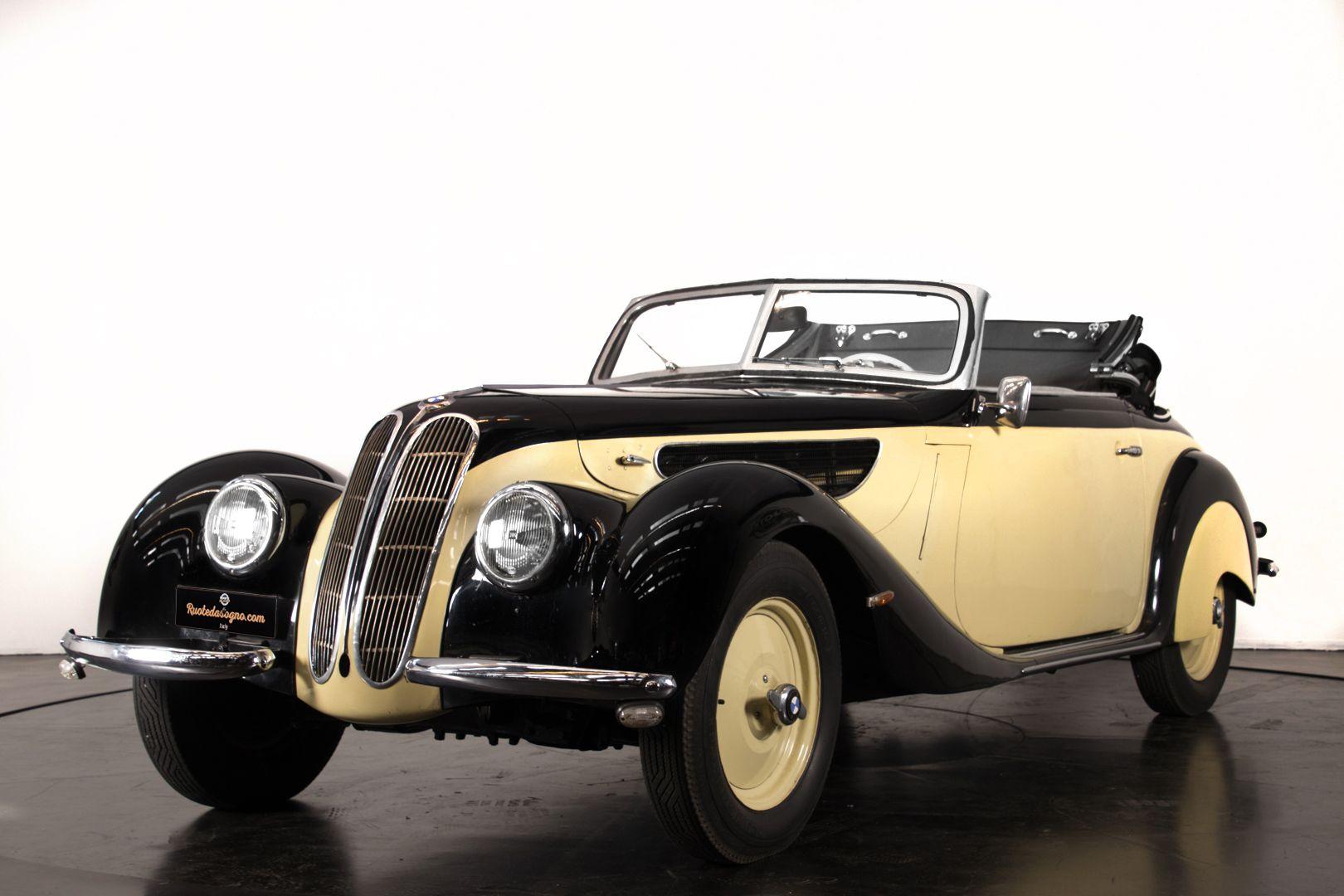 1938 BMW 327/28 22113