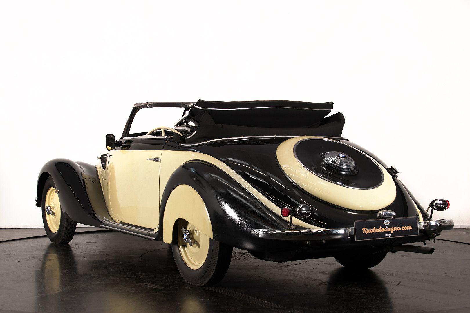 1938 BMW 327/28 22116