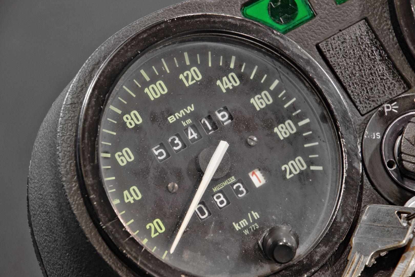 1983 Bmw R80 ST 41327