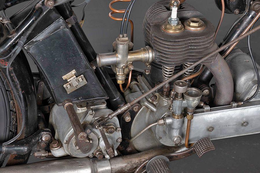 1934 BSA 350 74565