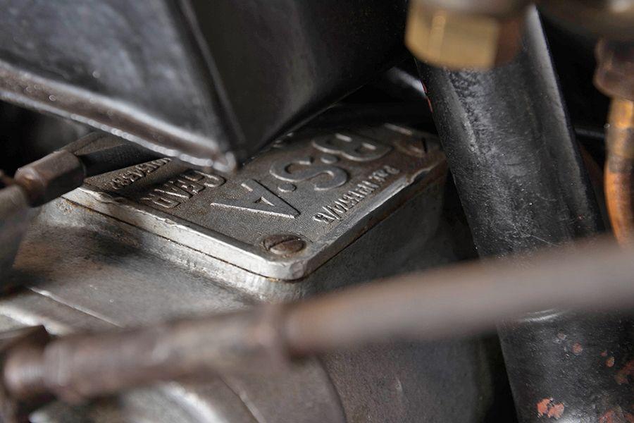 1934 BSA 350 74573