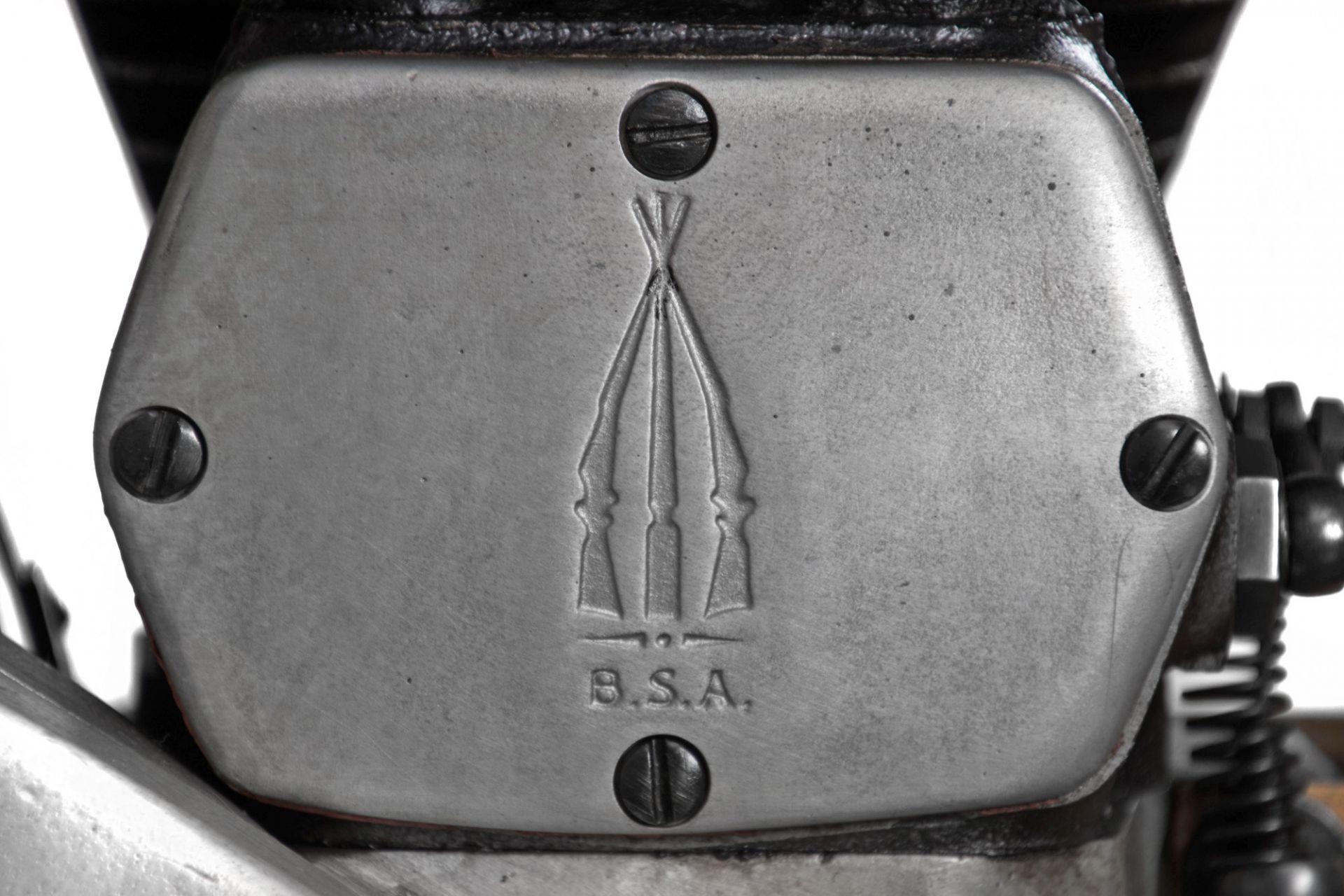 1947 BSA 500 WM 20 74590