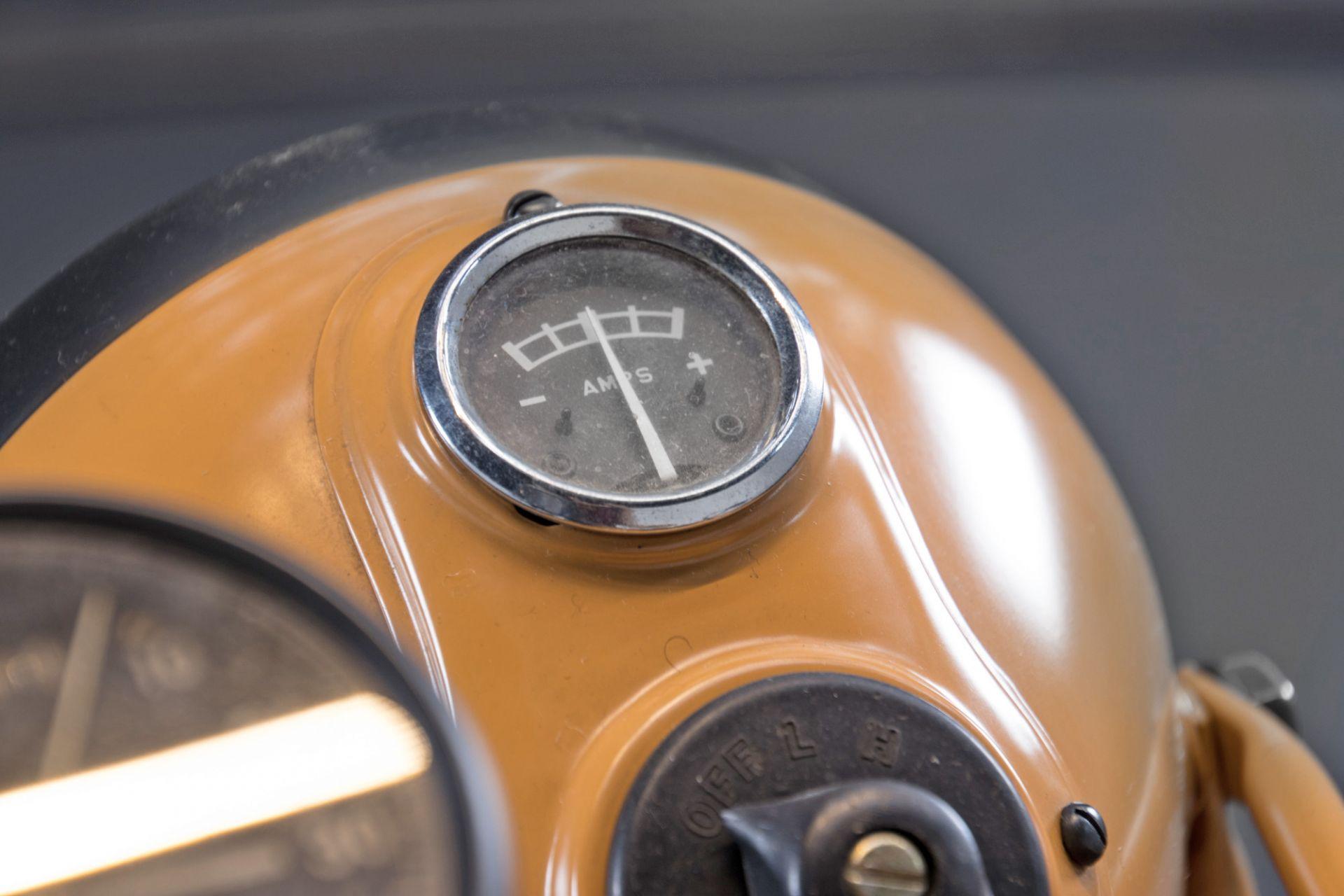 1947 BSA 500 WM 20 74592