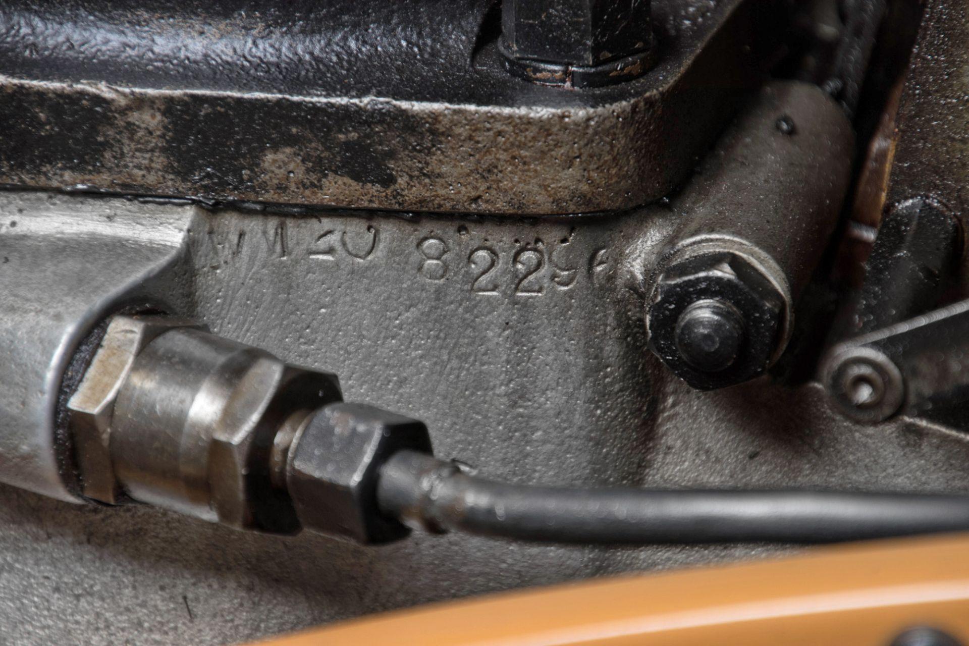 1947 BSA 500 WM 20 74600