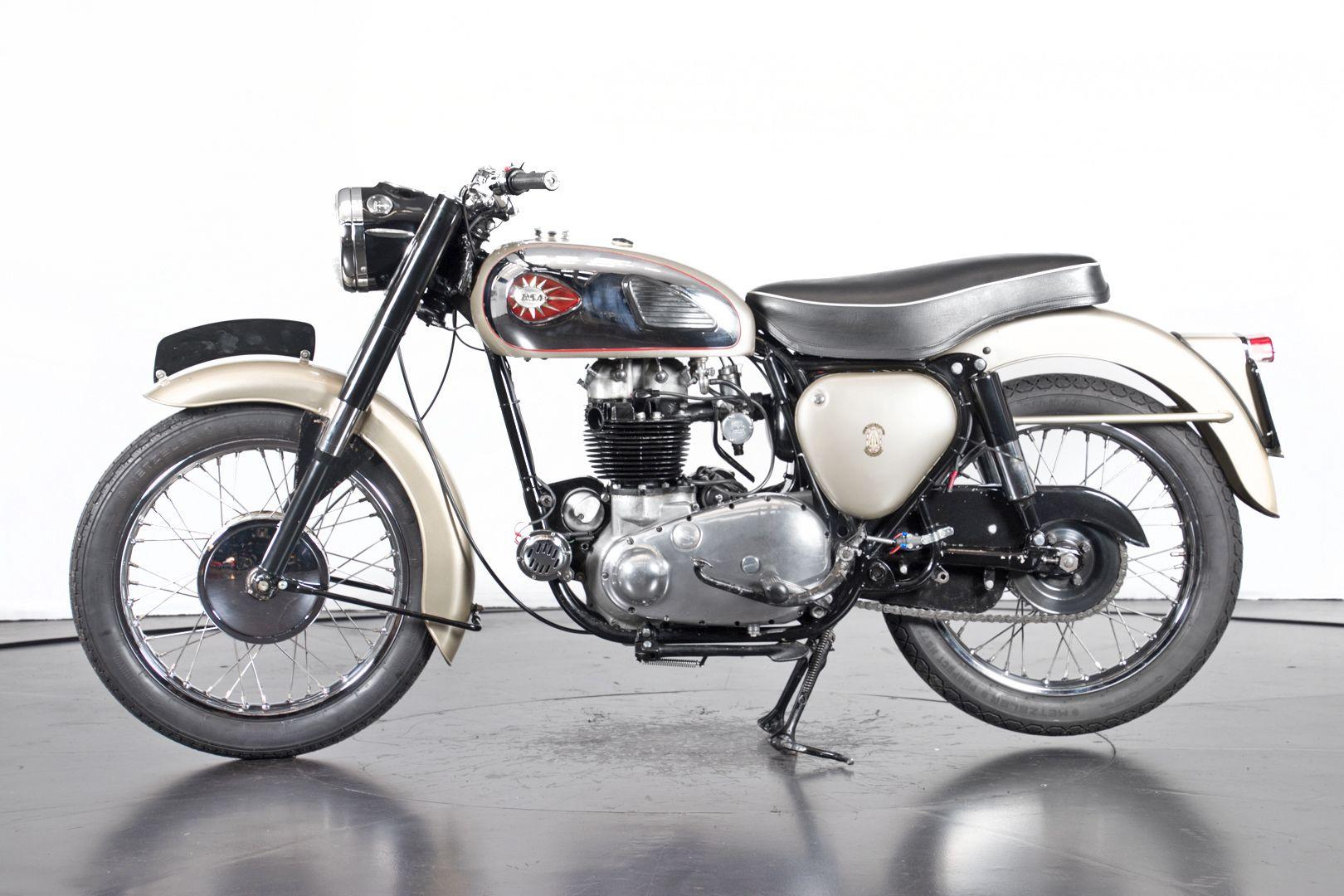 1960 BSA Golden Flash 650 35861