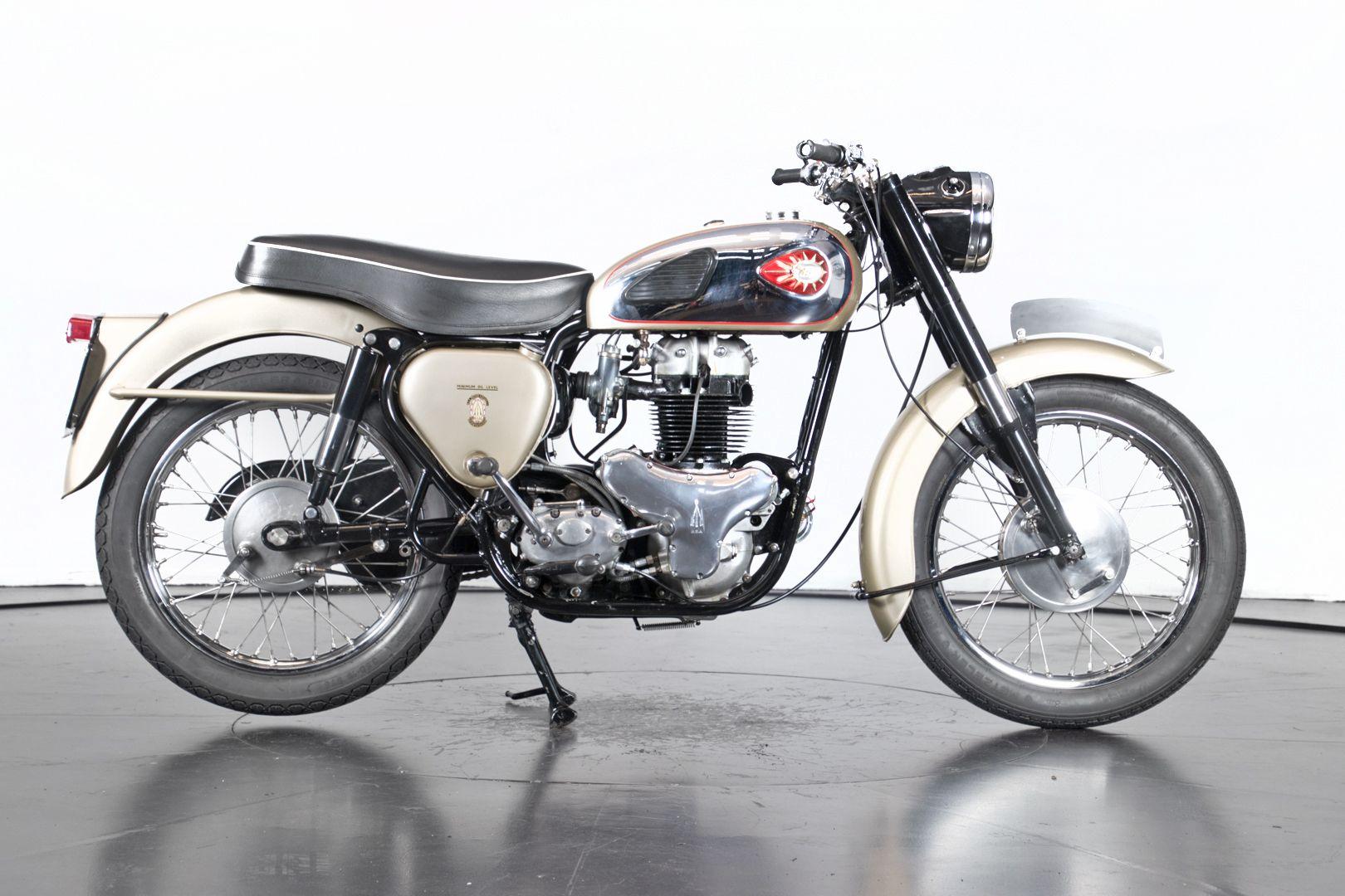 1960 BSA Golden Flash 650 35862