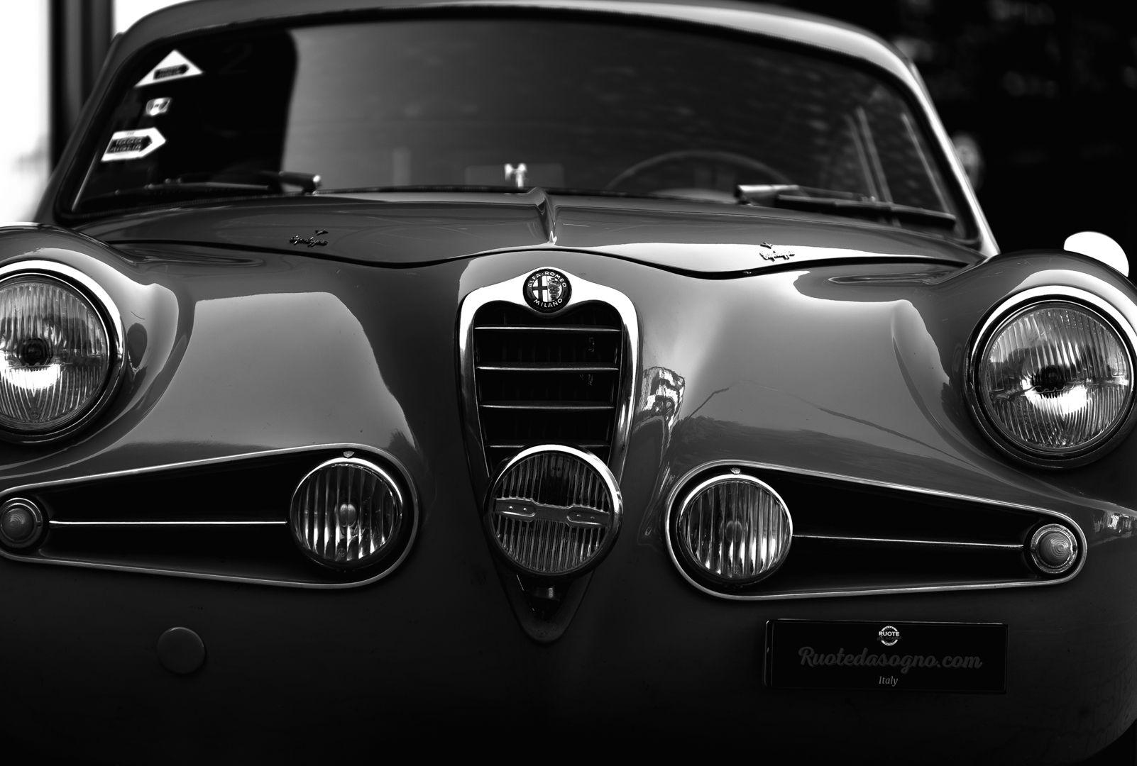1954 Alfa Romeo 1900 C Super Sprint 73045