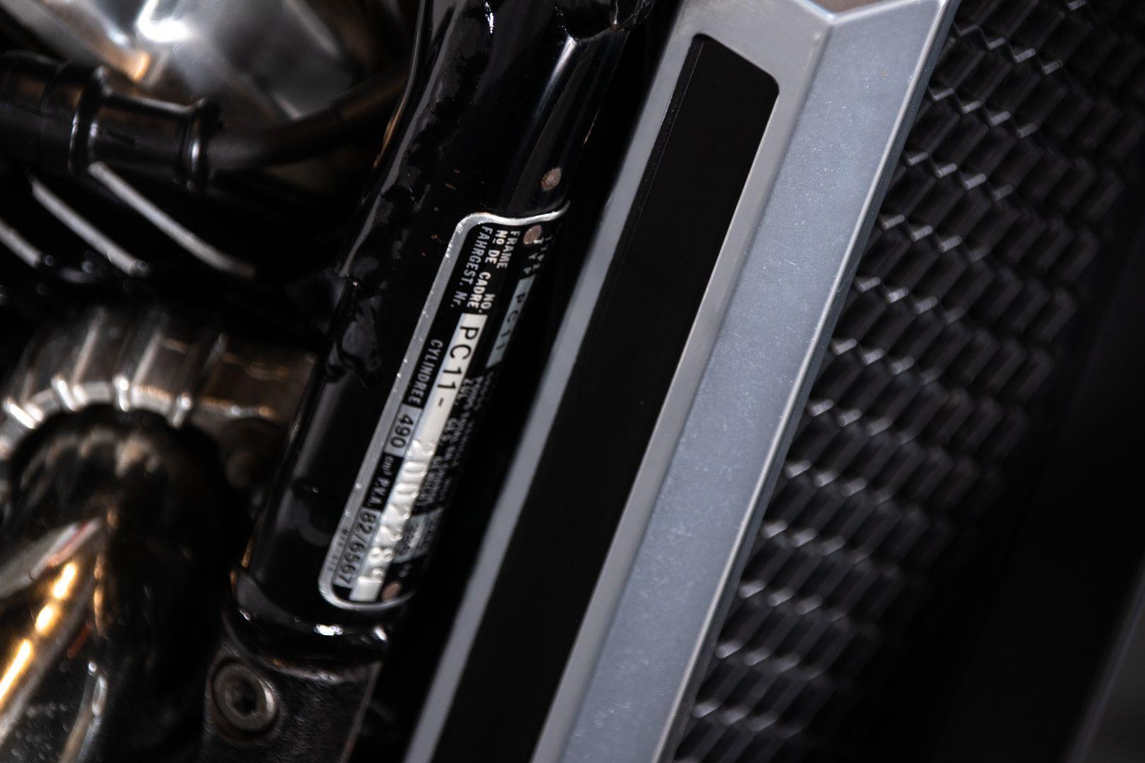 1985 Honda VT 500 63450