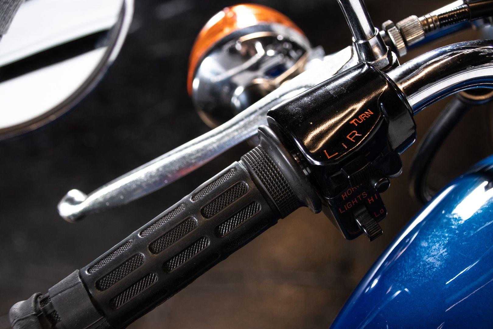 1980 Honda CB 125 7/C 63465