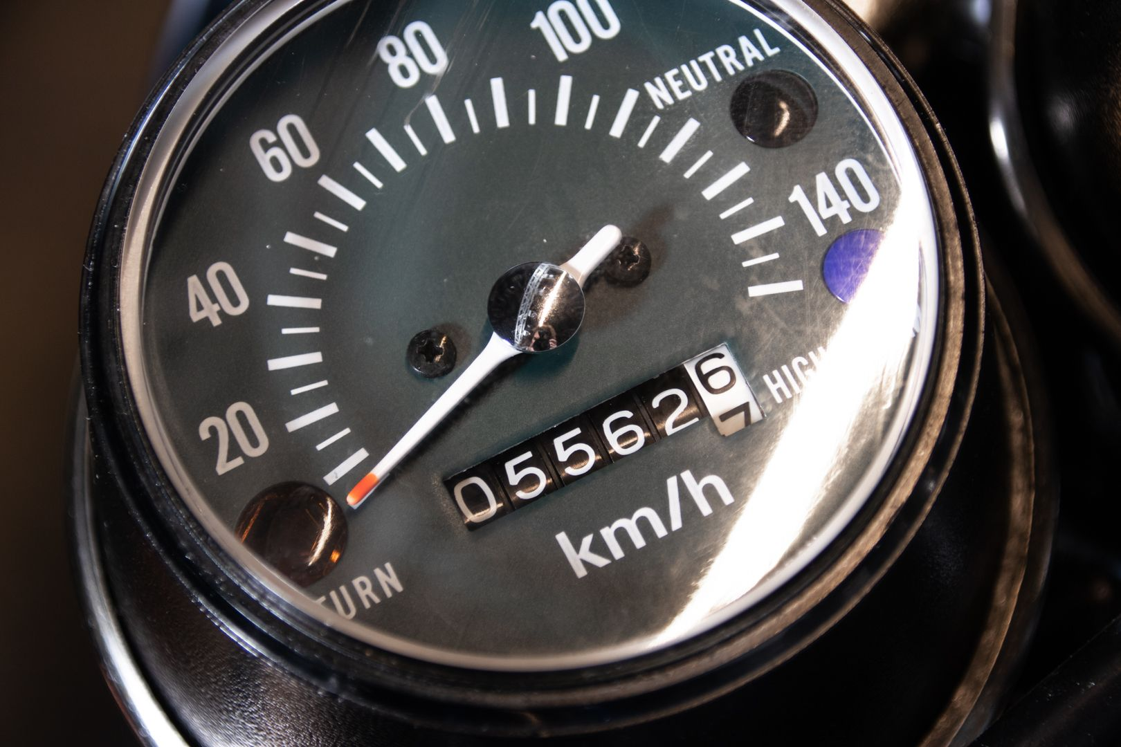 1980 Honda CB 125 7/C 63468