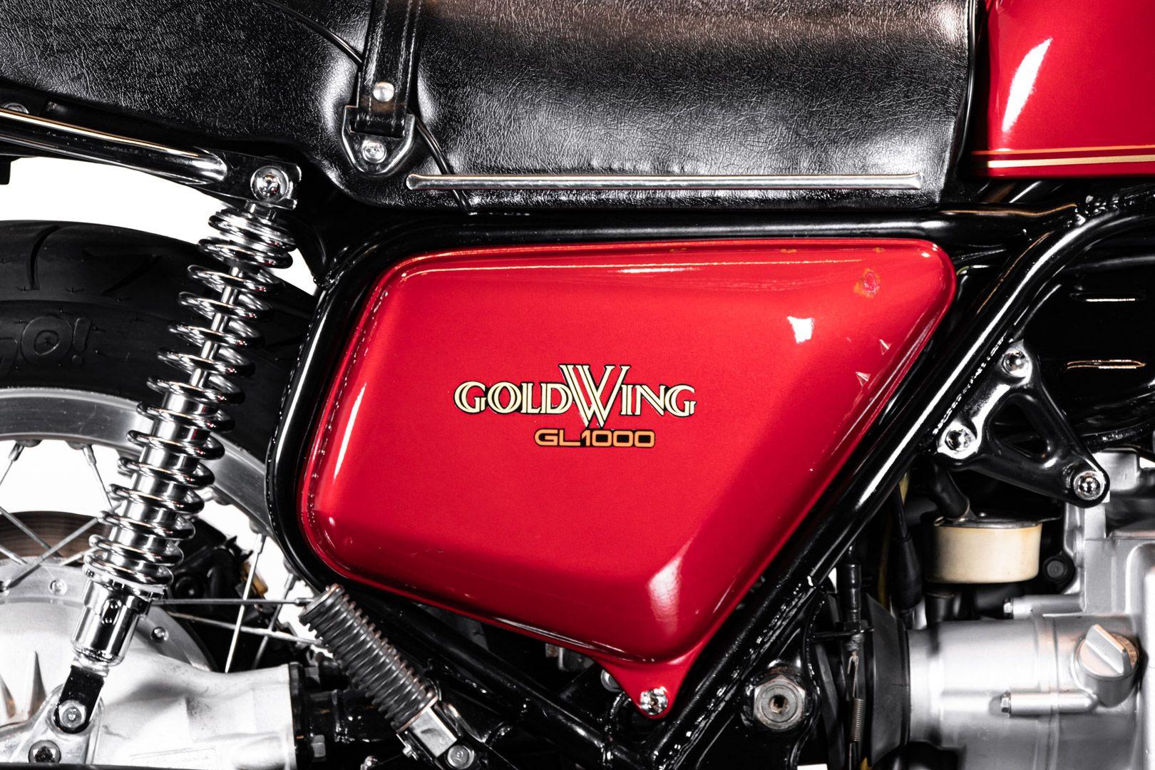 1976 Honda GL 1000 Goldwing 82876