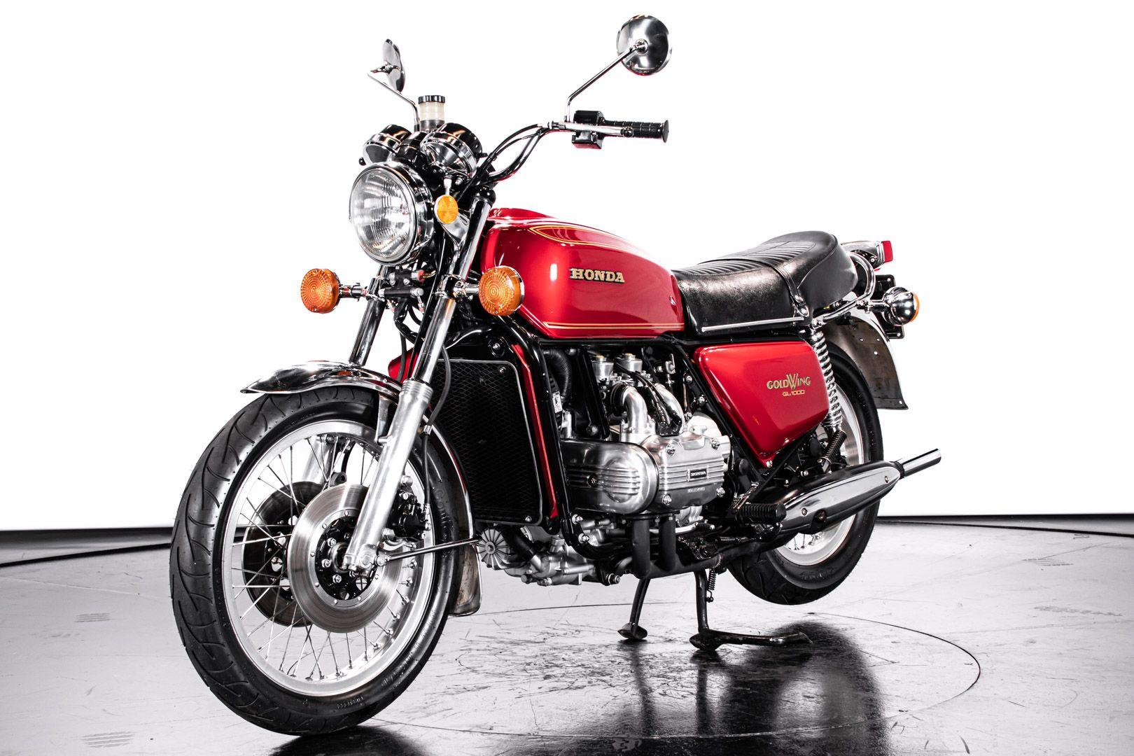 1976 Honda GL 1000 Goldwing 82869