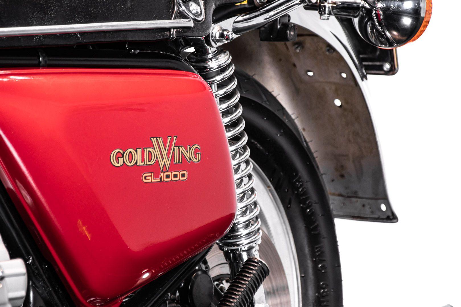 1976 Honda GL 1000 Goldwing 82880