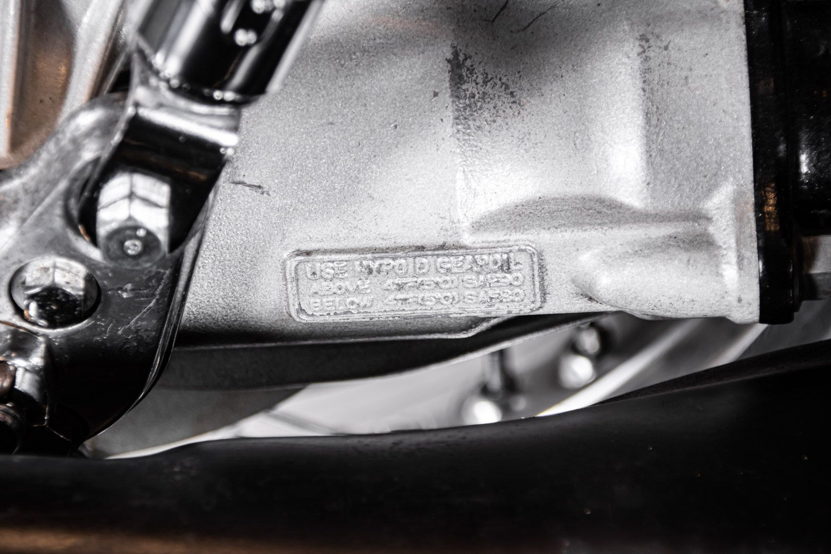 1976 Honda GL 1000 Goldwing 82894