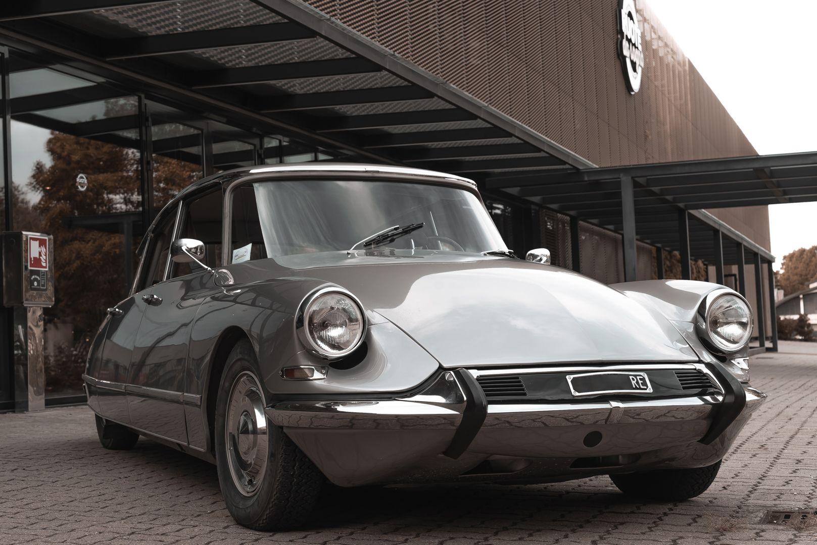 1967 Citroen DS 21 Pallas 80885