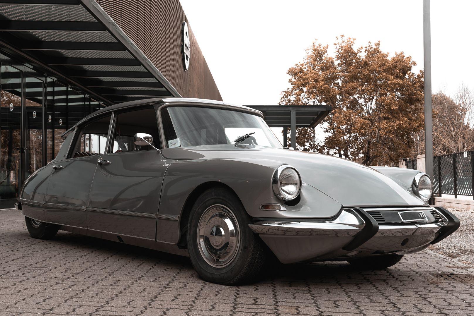 1967 Citroen DS 21 Pallas 80887