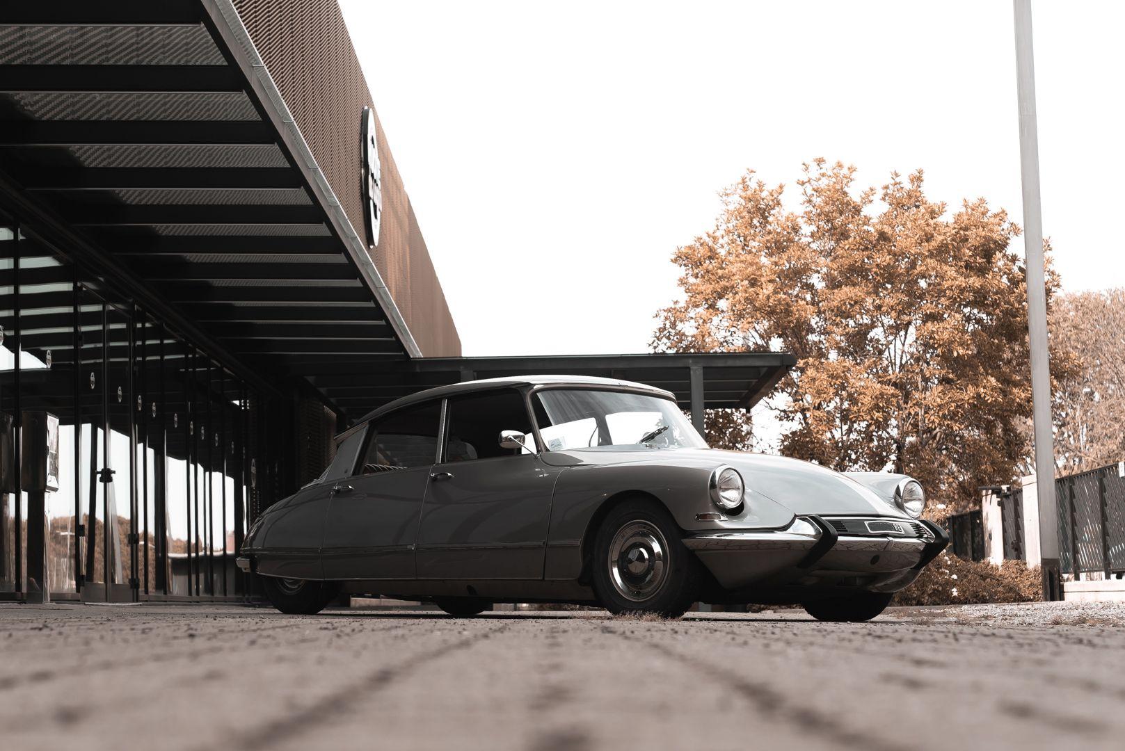 1967 Citroen DS 21 Pallas 80888