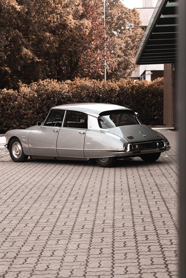 1967 Citroen DS 21 Pallas 80894