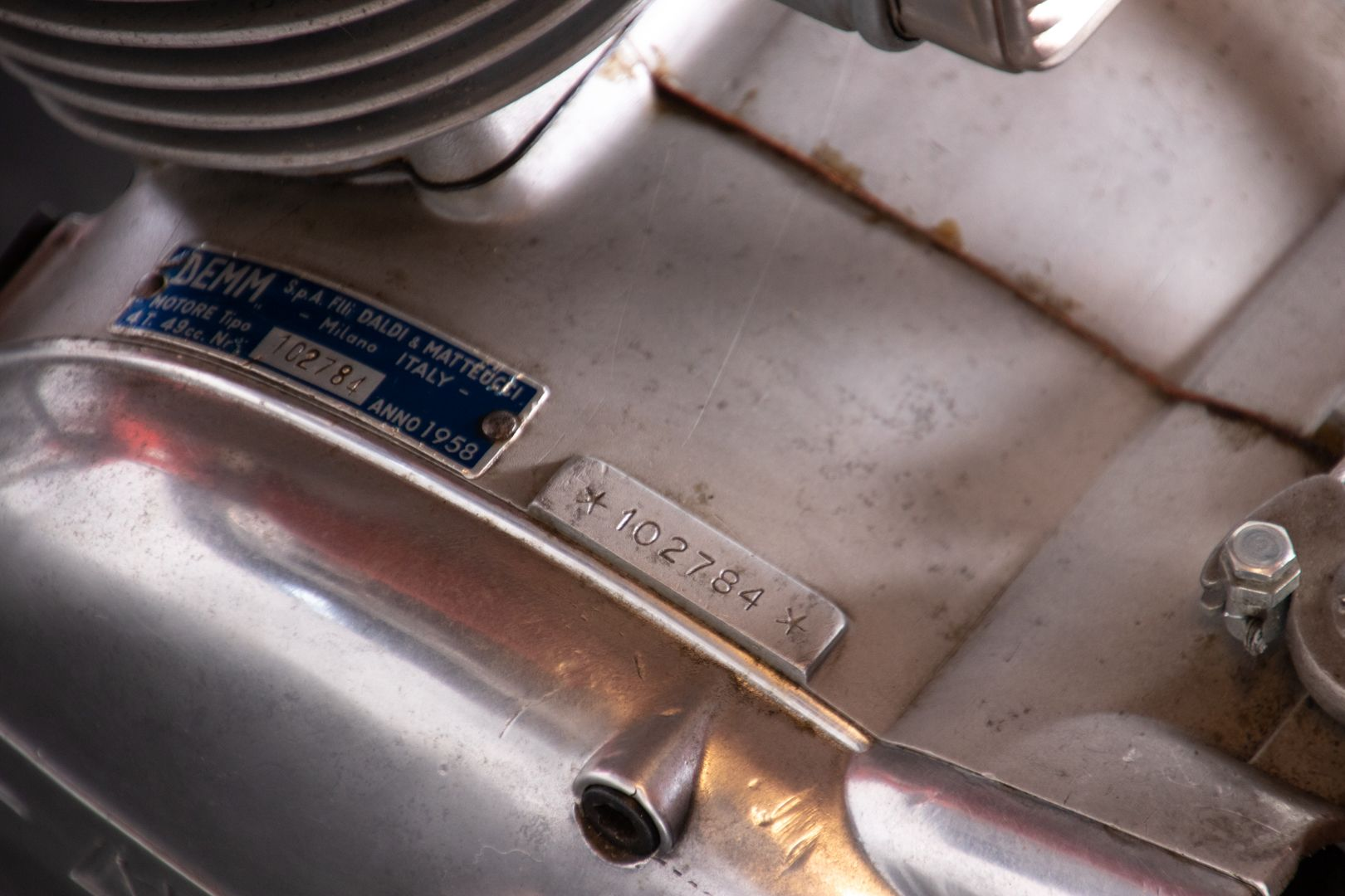 1956 DEMM 4T 50 51099