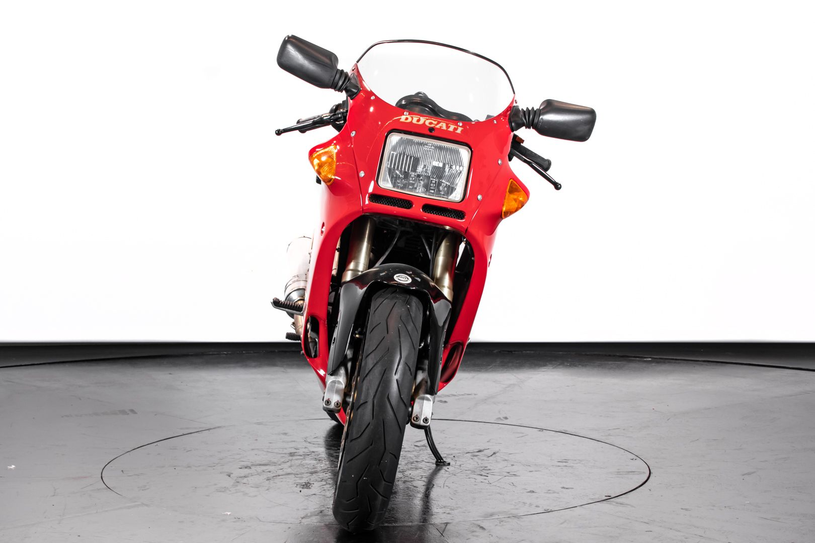 1993 Ducati 350 SS SuperSport 71382