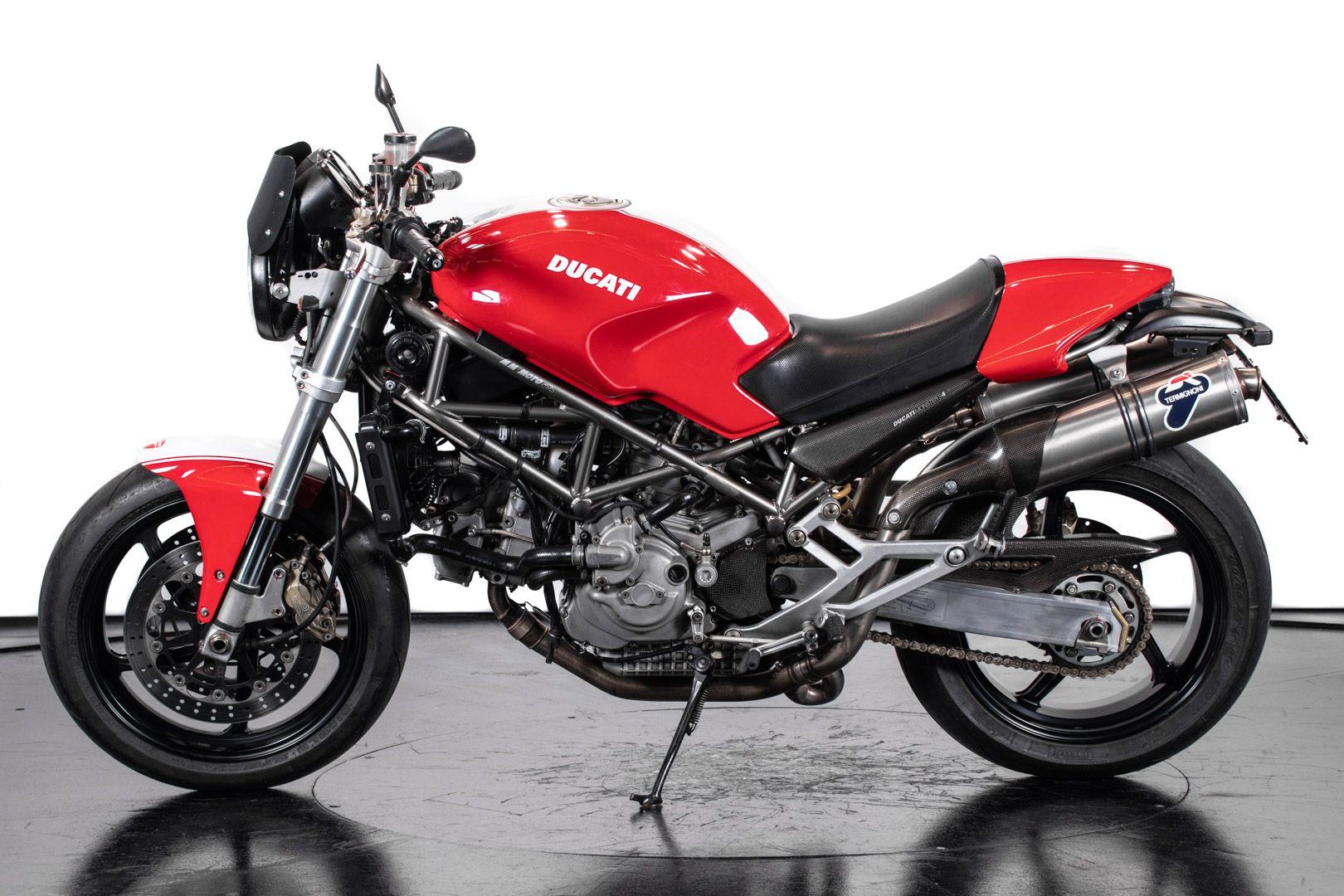 2001 Ducati Monster S4 916 83335
